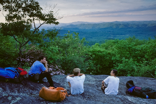 Colbert Ridge, Black Mountains, North Carolina